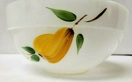 """Vintage Fire King Oven Ware Fruit Gay Fad Mixing Bowl 7.5"""" #5 Grapes Pea... - $24.99"""