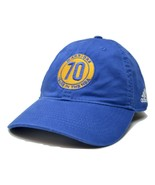 Golden State Warriors Adidas 70 Year Anniversary NBA Basketball Slouch D... - $18.99