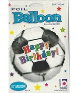 "Betallic ""Happy Birthday"" size 18"" Foil Balloon - $12.58"
