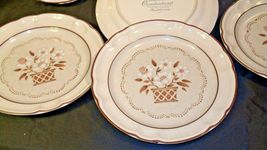 Stoneware Cumberland Mayblossom Dinner Plate by Hearthside Replacement pieces AA image 7