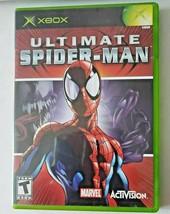 Ultimate Spider-Man (Microsoft Xbox, 2005) Complete - $24.75