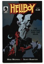 Hellboy: The Sleeping and the Dead #1 2010- Dark Horse NM- - $18.92