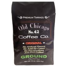 Old Chicago Coffee No. 42 - Medium Roast Premium Ground Coffee - Costa Rica - $9.85