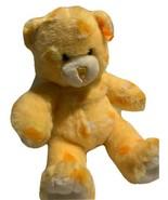 Build A Bear Cuddly Candy Corn Halloween Plush Fall Pals Teddy Bear Oran... - $39.00