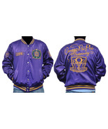 Omega Psi Phi Satin Jacket - $69.99