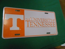 Great New License Plate Tag- University Of Tennessee.... - $17.41