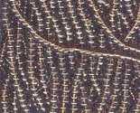 Seed bead rocaille full hank  brown   6  thumb155 crop