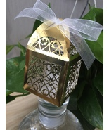 Candy Packaging Boxes,Metallic Gold Wedding Gift Favor Boxes 100pieces  - $34.00