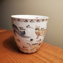 Coffee Mug, Milly Green cat breeds, kittens and mice, cat lady gift, brand new image 2