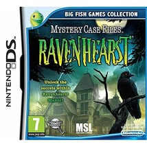 Mystery Case Files: Ravenhearst (for Nintendo DS)  - $71.00