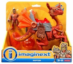 Fisher Price Imaginext Raptor Action Figure - $57.41