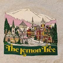 Vintage The Lemon Tree Collectors Club Department 56 Gray T-Shirt Mens S... - $24.99