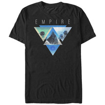Star Wars Empire Triangle Mens Graphic T Shirt - $10.99