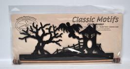 Classique Motifs 30.5cm Hanté Maison Loisirs Créatifs Support - $23.58