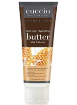 Cuccio Naturale Butter, Milk & Honey,  4 oz