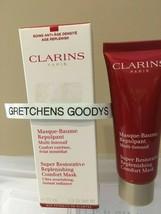 Clarins Super Restorative Replenishing Comfort Mask 2.5 oz NIB - $24.74