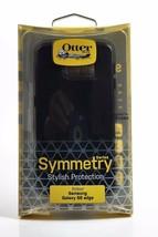 Otterbox Symmetry Series Slim Case for Samsung Galaxy S6 Edge Black - $6.92