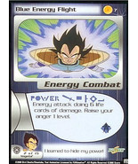 NICE Dragonball Z DBZ CCG Frieza Saga card single Blue Energy Flight 1 S... - $2.95
