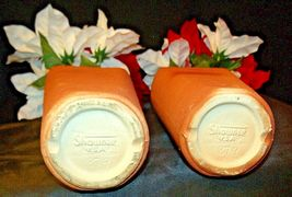 Shawnee USA 879 Floral Vases Pair  AA-191965  Collectible image 5