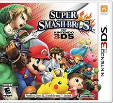 Super Smash Bros. - Nintendo 3DS - $80.02