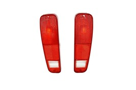 73 74 75 76 77 78 79 FORD Truck Van Bronco 2pc Tail Light Set F150 F-150 F250