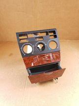 03-08 Toyota Corolla E120 Wood Grain Dash Radio Ac Control Bezel Trim Ash Tray image 10