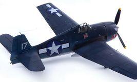 Academy 12332 1:48 USN F6F-3 USS Princeton Plamodel Plastic Hobby Model Airplane image 3