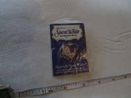 Walt Disney's Snow white and the Seven Dwarfs Pin Dopey VHS Movie release RARE - $39.59