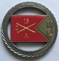 Army Alpha Battery 2nd Bn 15th Field Artillery Rg Team Assassins Excellence Coin - $74.24