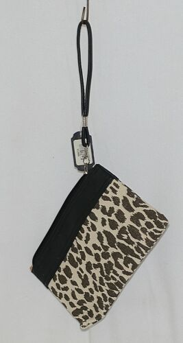 Howards Brand Leoppard Print Makeup Bag 68875 60
