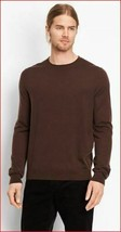 new VINCE men sweater 70% wool 30% cashmere M43446328 burgundy S MSRP $285 - $61.99