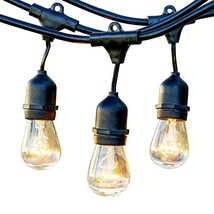 Brightech Ambience Pro - Waterproof Outdoor String Lights - Hanging Vint... - €28,13 EUR