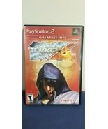 TEKKEN 4 (Sony Playstation PS2, 2002) Game - $12.86