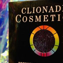 NWT NIB Clionadh Cosmetics JEWELLED MULTICHROME SINGLE PAN *1 SHADE* Crown Glass image 3