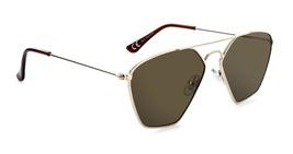 ONE -Geo Wireframe Polarized Sunglasses - $44.23
