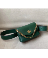 Tory Burch Kira Mixed-Materials Leather Belt Bag - $238.00