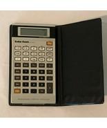 Radio Shack Scientific Pocket Calculator EC-4021 Programmable In Case  - $19.99