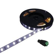 YUNBO LED Flexible Strip Lights Cool White 6000-6500K NO Waterproof 12V LED Tape