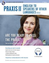 Praxis II: English to Speakers of Other Languages (0361): Book + Online ... - $44.99