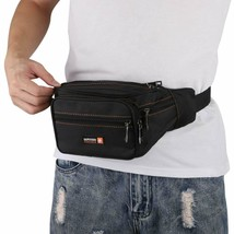 HAOYUNXING Travel Waist Pack for Men & Women | Adjustable Belt Waterproof - $16.79