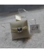 Authentic Pandora light blue CZ Snowflake Charm/Bead Silver 925 790367CZ... - $21.50