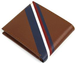 Tommy Hilfiger Men's Premium Leather Credit Card ID Wallet Passcase 31TL130012 image 12