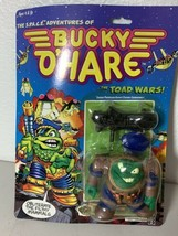 1990 Hasbro Bucky O'Hare Toad Air Marshall Action Figure 5 MOC - $32.71