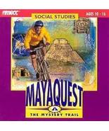 Mayaquest - The Mystery Trail [Windows XP Home Edition] - $9.89