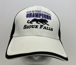 Adidas Hat Sioux Falls 2008 National Football Champions Cougars One Size - $18.65
