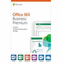 Microsoft Office 365 Business Premium / 12-month subscription, 1 person, PC/Mac - $213.04