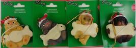 Christmas Ornaments Cat Dog Pet 1/Pk, Select: Pet & Color - $2.99