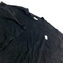 VTG Apple Computer Think Different Black T Shirt  Hanes BeefyT Sz XXL - $88.99