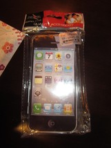 iPHONE 5 CLEAR CASE BRAND NEW IN PLASTIC WRAP - $6.99