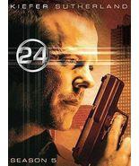 24 - Season 5 (DVD, 2009, 7-Disc Set) - $6.98